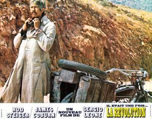 A Fistful of Dynamite - Lobby Card Reproduction