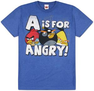 A For Anger