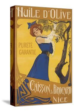 Huile d'Olive Caisson and Brocard, Nice by A. Gimello