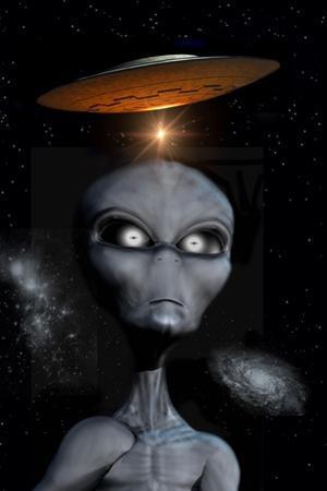 A Grey Alien