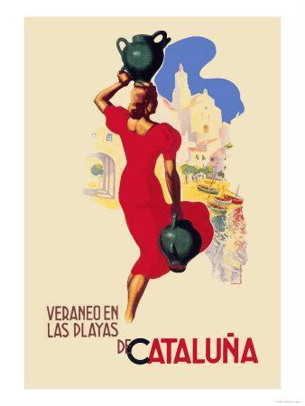 Veraneo En las Playas de Cataluna