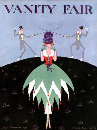 Vanity Fair Cover - December 1916