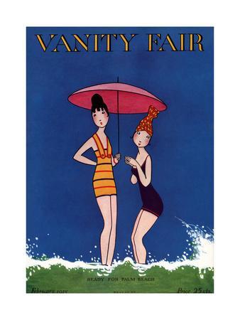 Vanity Fair Cover - February 1915