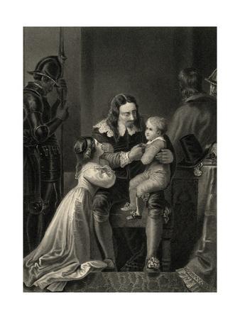 Charles Leaves Children
