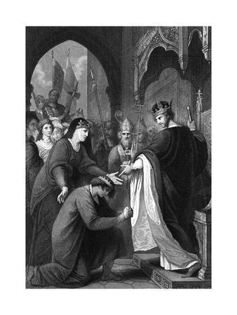 John's Submission to King Richard