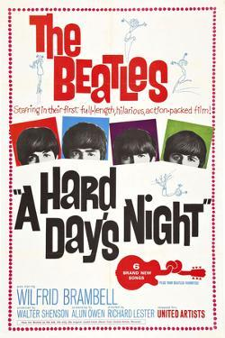 A HARD DAY'S NIGHT [1964], directed by RICHARD LESTER.