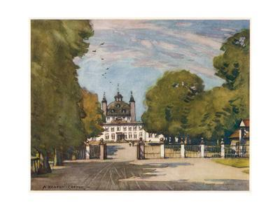 Denmark, Fredensborg 1928
