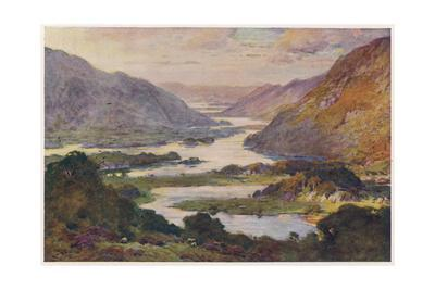 Ireland Killarney Lakes
