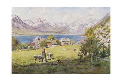 Norway, Romsdal 1914