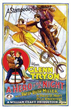 A Hero For A Night - 1927