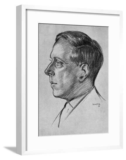 A J Cronin--Framed Giclee Print
