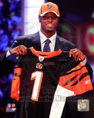 A.J. Green 2011 NFL Draft #4 Pick