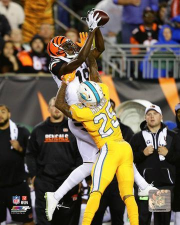 A.J. Green 2016 Action