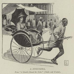 A Jinricksha