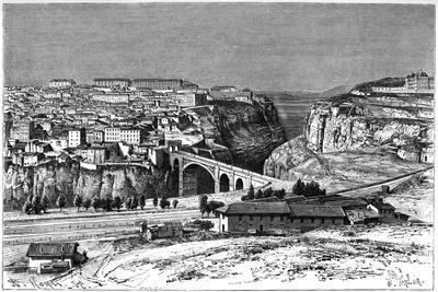Constantine, Algeria, C1890