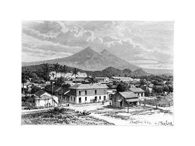 Escuintla, Guatemala, C1890