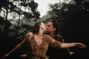 A la poursuite du diamant vert Romancing the stone by Robert Zemeckis with Kathleen Turner and Mich