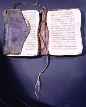 A Leather Bound Koran