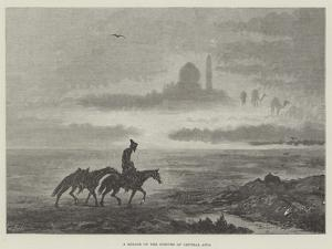A Mirage on the Steppes of Central Asia