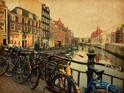 Amsterdam by A_nella