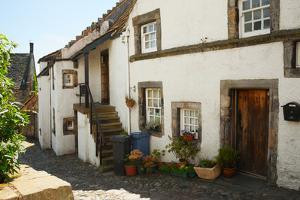 Old House in Culross, Scotland, UK by A_nella