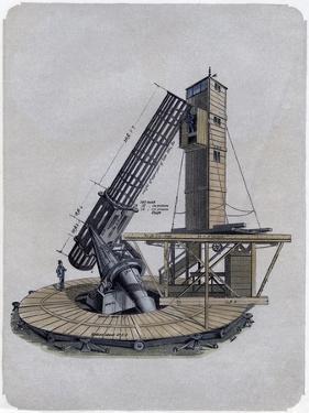A Newtonian Reflector, 1870