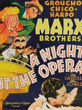 A Night At the Opera, 1935, Directed by Sam Wood