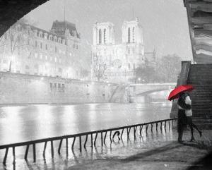 A Paris Kiss - Notre Dame