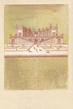 Parterre I - Terra by A. Poiteau