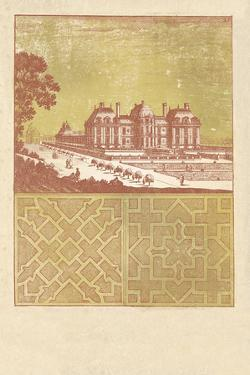 Parterre II - Terra by A. Poiteau