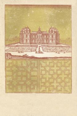 Parterre III - Terra by A. Poiteau