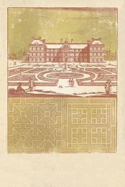 Parterre IV - Terra by A. Poiteau