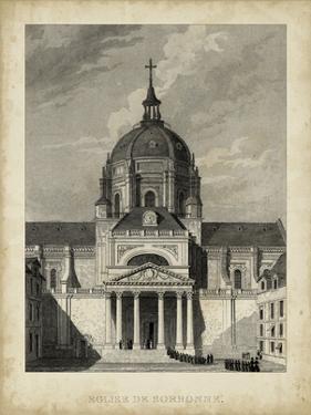 Eglise de Sorbonne by A. Pugin
