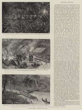 A Punitive Expedition to the Cannibals of the Solomon Islands