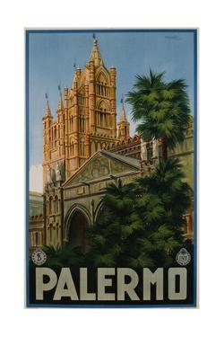 Palermo Poster by A. Ravaglia