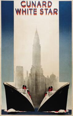 Cunard by A. Roquin