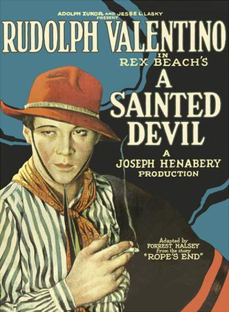 A Sainted Devil - Starring Rudolph Valentino