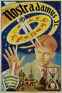 Nostradamus Jr. by A. Salazar