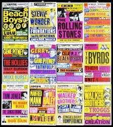 Affordable Concert Poster Posters for sale at AllPosters com