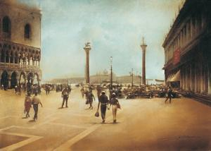 Piazza San Marco by A. Sgarbossa