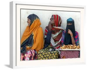 A Somali Woman in Hargeisa, Somalia