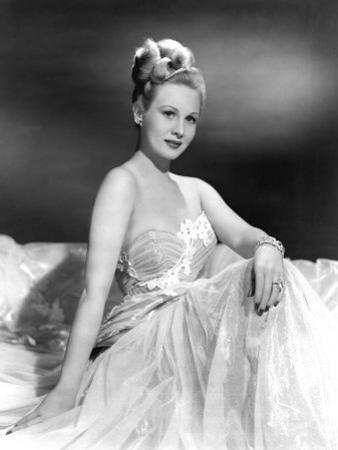 A Song Is Born, Virginia Mayo, 1948