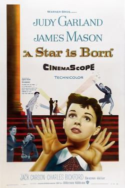 A Star Is Born, 1954, Directed by George Cukor