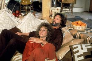 A STAR IS BORN, 1976 directed by FRANK PIERSON with Kris Kristofferson and Kris Kristofferson (phot