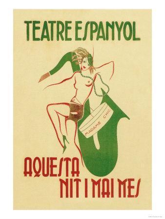 Theater Espanyol