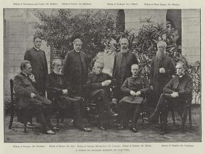 A Synod of English Bishops at Calcutta