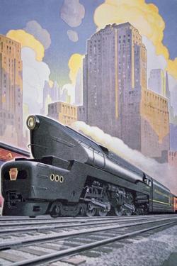 A T1 Locomotive, 1946