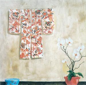 Kimono II by A. Taylor