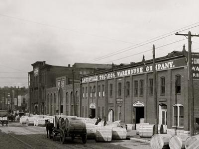 A Tobacco Warehouse, Louisville, Ky.