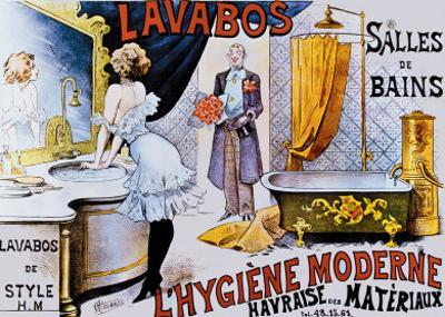 Lavabos Modernes by A. Toubras